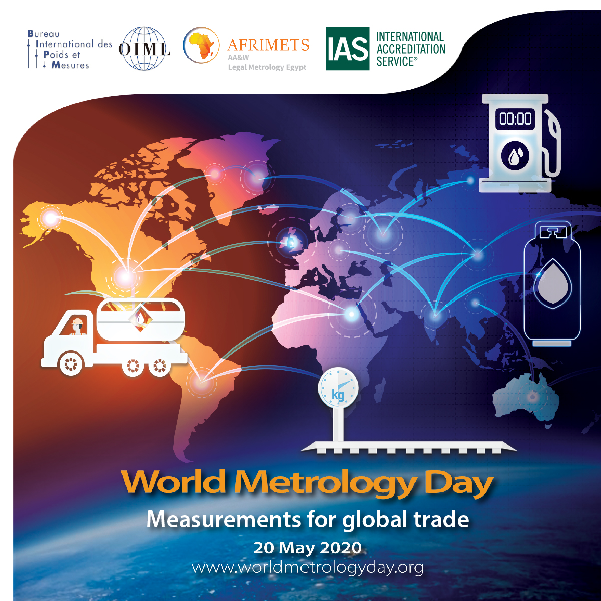 GLOBAL PANDEMIC UNDERSCORES MEASUREMENT ACCURACY IMPORTANCE ON WORLD METROLOGY DAY