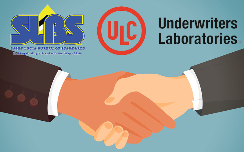 Saint Lucia Bureau of Standards and Underwriters Laboratories sign a Collaboration Agreement on Standards
